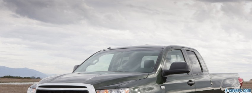 2010 Toyota Tundra Facebook Cover Timeline Photo Banner For Fb