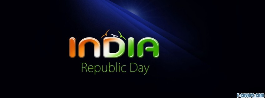 26 january republic day facebook cover