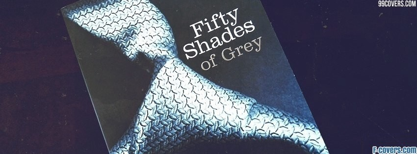 50 shades of grey facebook cover