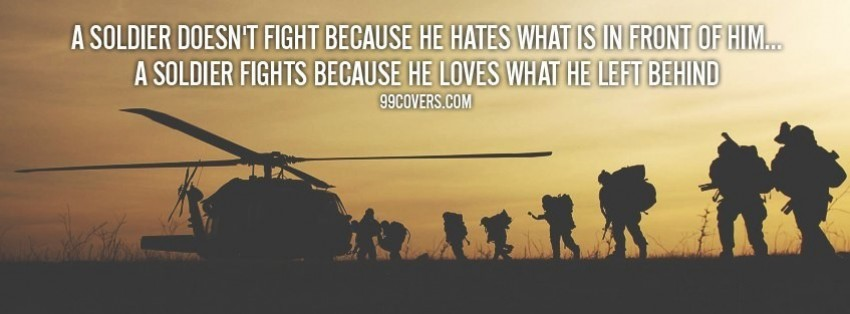 a solder doesnt fight facebook cover