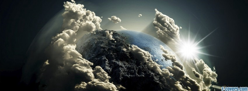 Facebook Cover Photos Earth Abstract Earth Facebook Cover