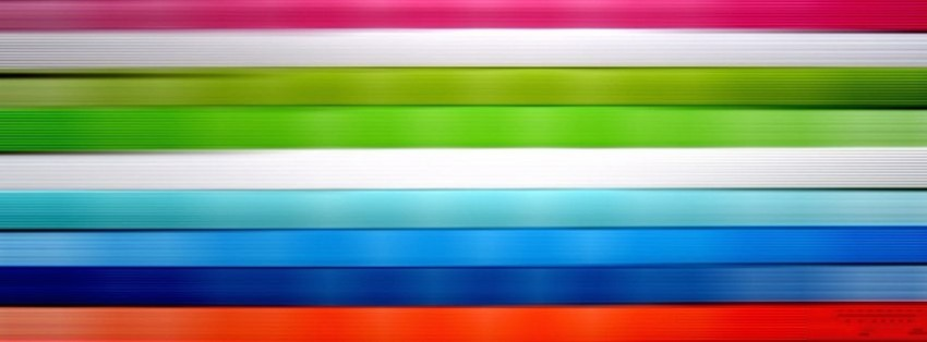 abstract multicolor striped texture facebook cover