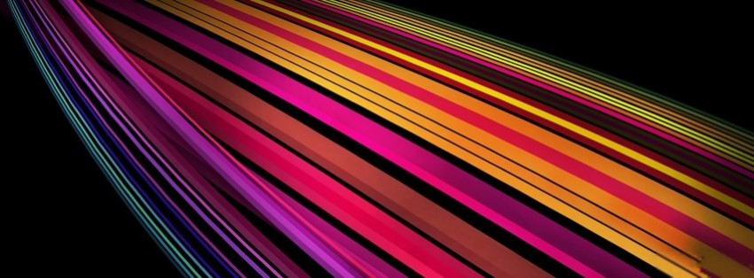 abstract striped texture pattern facebook cover