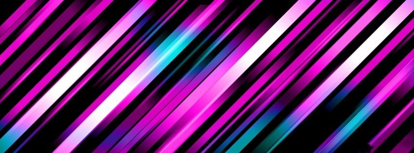abstract stripes diagonal facebook cover