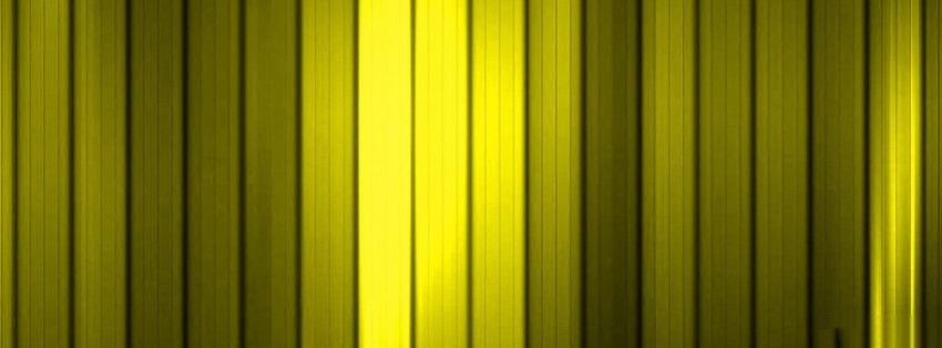abstract yellow textures vertical stripes facebook cover