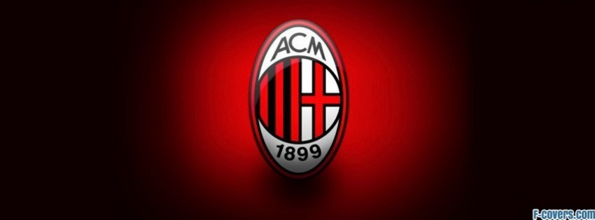 ac milan facebook cover timeline photo banner for fb