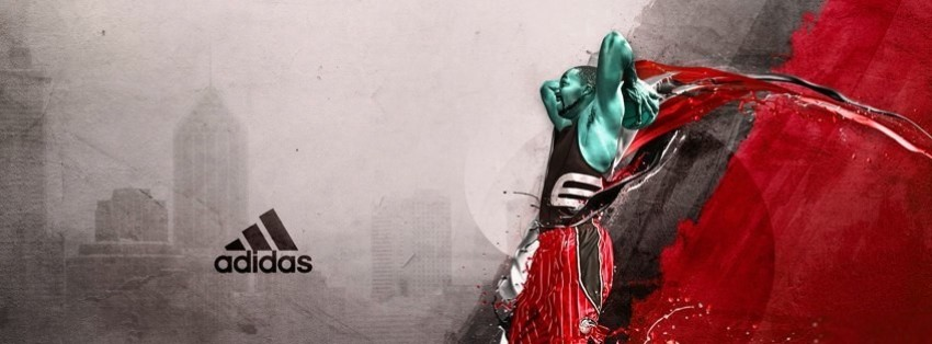 Adidas Shoes Facebook Cover