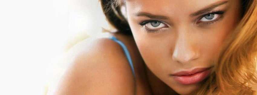 adriana lima 18 facebook cover