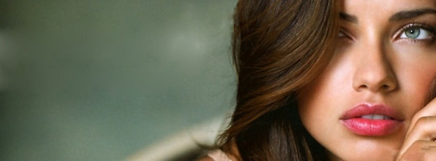 adriana lima 34 facebook cover