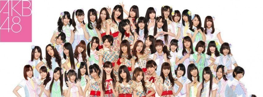 akb48 1 facebook cover