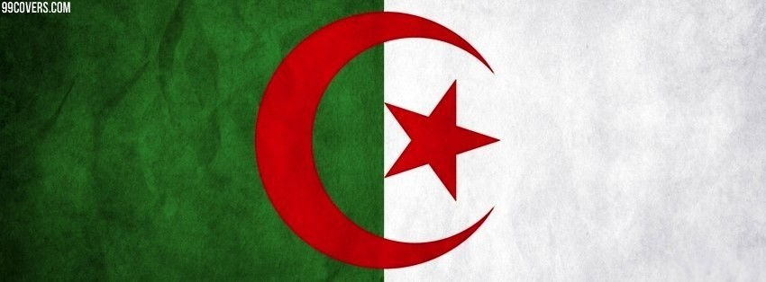algeria facebook cover