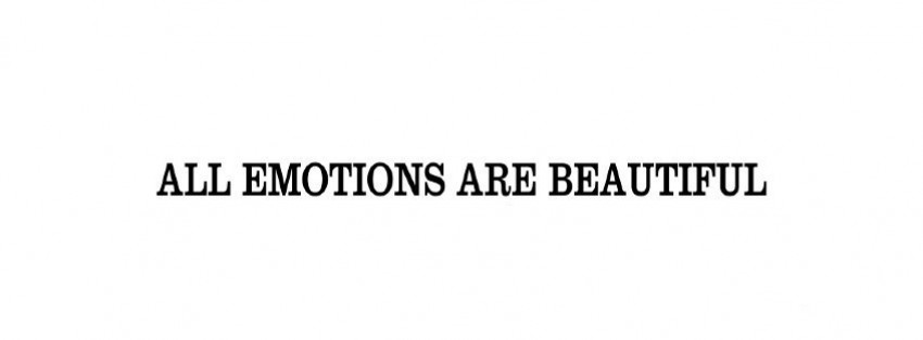 Image of: Audrey Hepburn All Emotions Are Beautiful Facebook Cover Fcoverscom Quotes Facebook Covers
