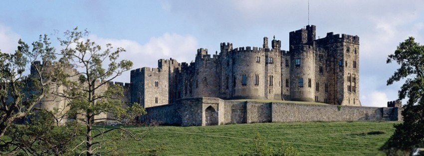 alnwick castle Facebook Cover timeline photo banner for fb