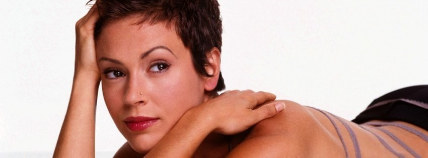 alyssa milano 7 facebook cover - Milano Cover