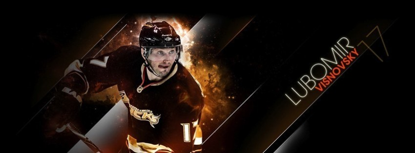 anaheim ducks lubomir isnovsky facebook covers for timeline