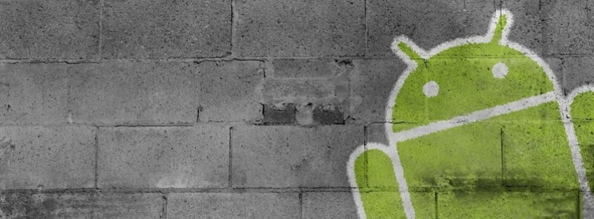 android street art android facebook cover timeline photo banner for fb