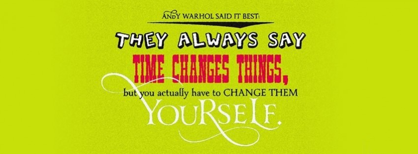 andy warhol quote facebook cover timeline photo banner for fb
