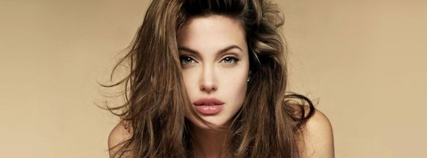 angelina jolie 2 facebook cover