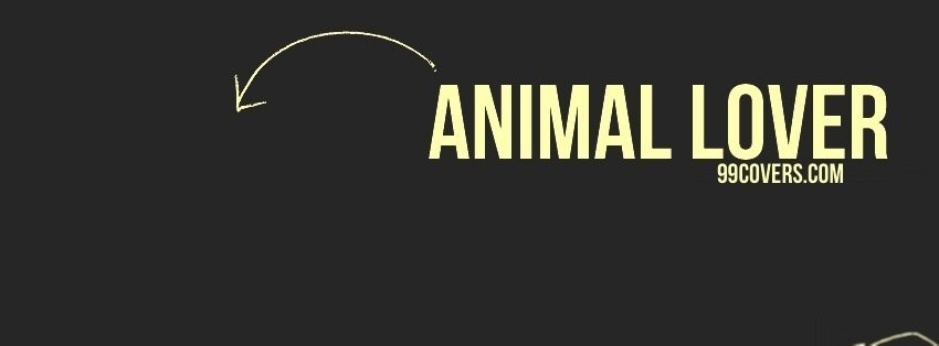 animal lover facebook cover