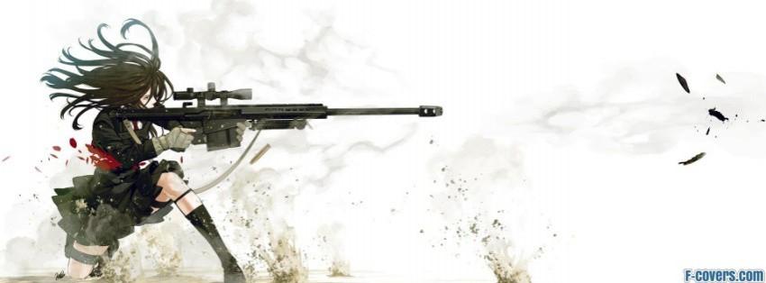 anime sniper facebook cover