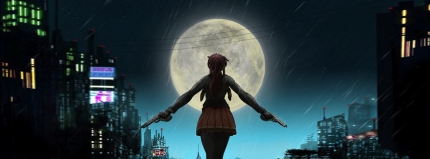 Black Lagoon Book Cover : Black lagoon facebook cover timeline photo banner for fb