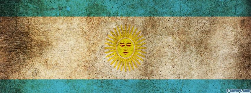 argentinian flag facebook cover