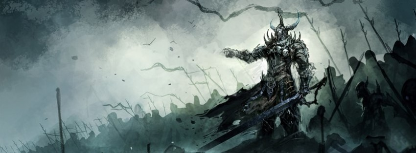 Dark Fantasy Facebook Covers: Pyramids Fantasy Art Facebook Cover Timeline Photo Banner