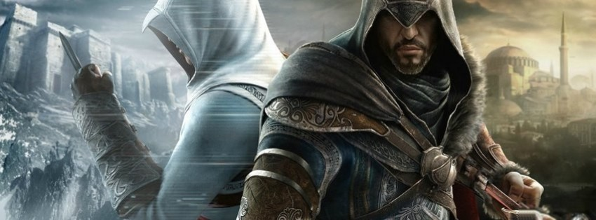assassins creed revelations 3 facebook cover