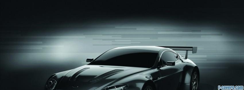 Aston Martin Vantage Gt3 Facebook Cover