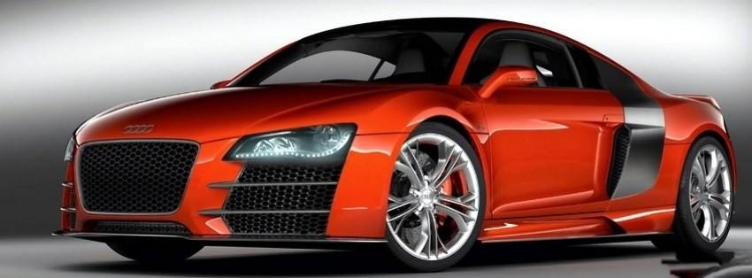 Audi R8 Tdi Lm 604 Facebook Cover