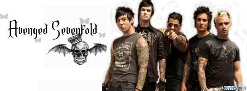 avenged sevenfold facebook cover
