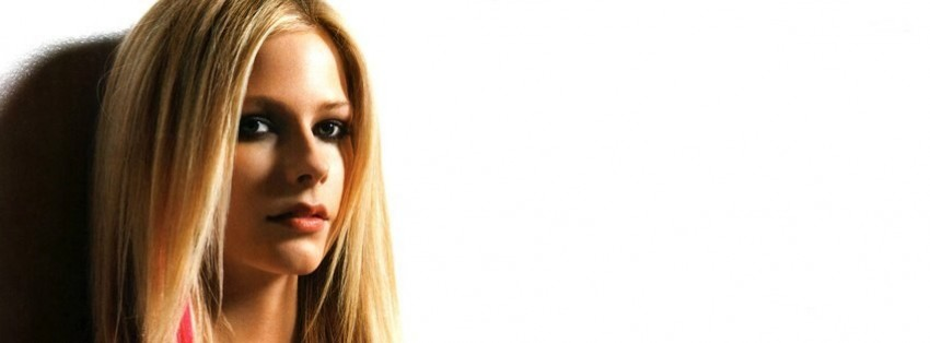 avril lavigne 1 facebook cover