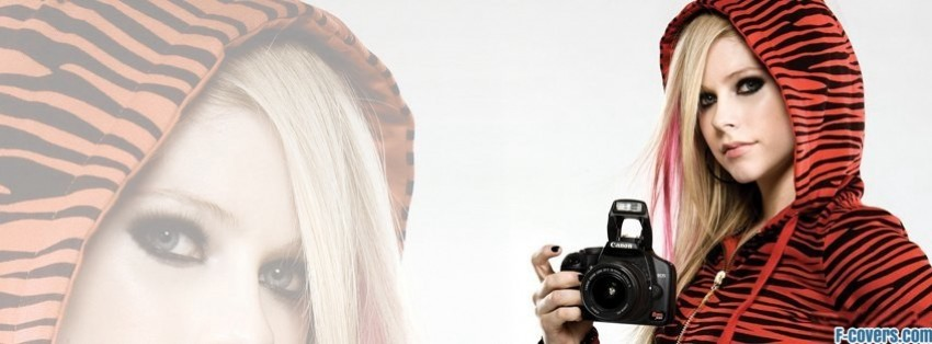 avril lavigne 25 facebook cover