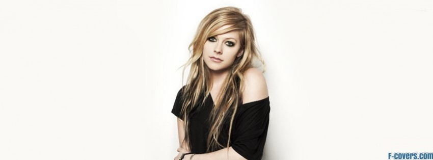 avril lavigne 32 facebook cover