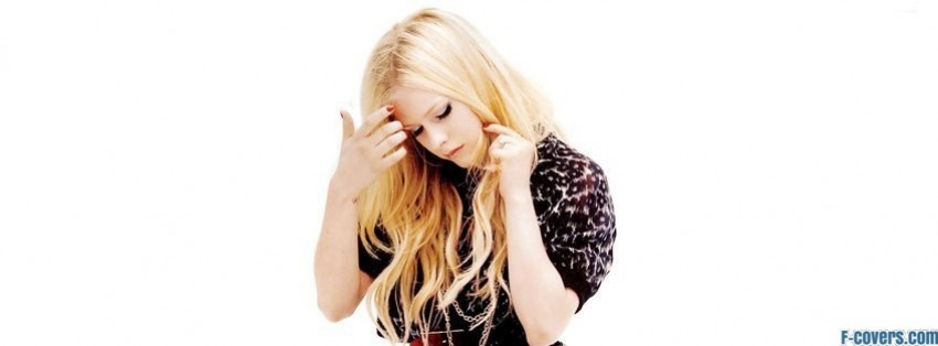 avril lavigne 4 facebook cover