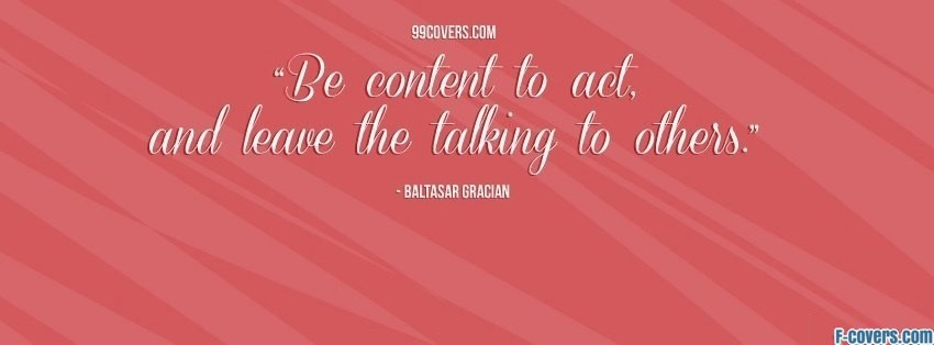 baltasar gracian facebook cover