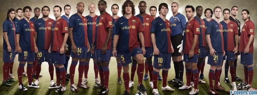 barcelona facebook cover timeline photo banner for fb