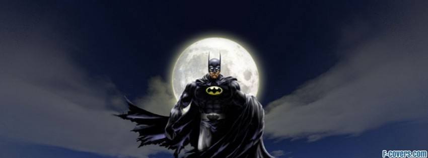 Batman Facebook Cover Timeline Photo Banner For Fb