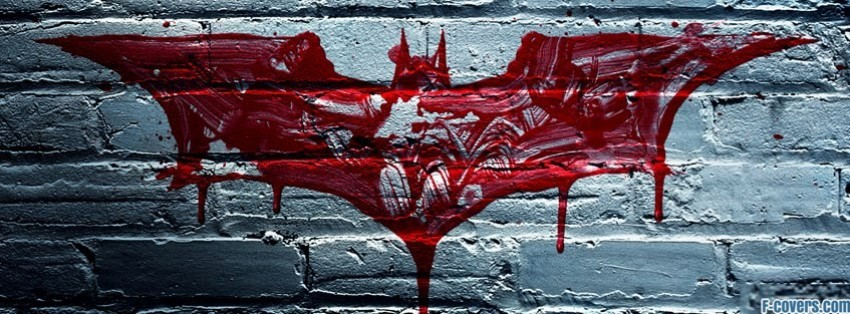 batman street art facebook cover