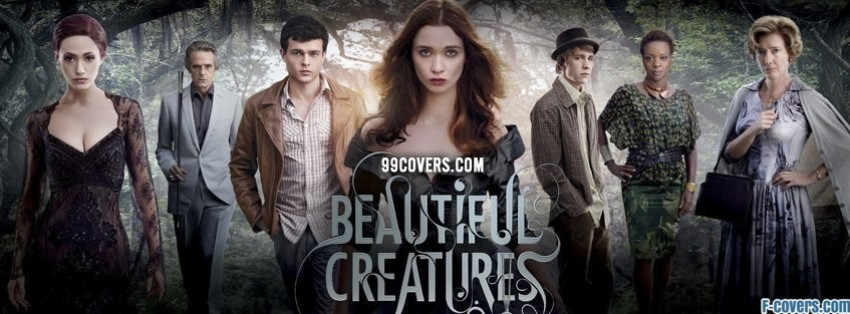 beautiful creatures facebook cover