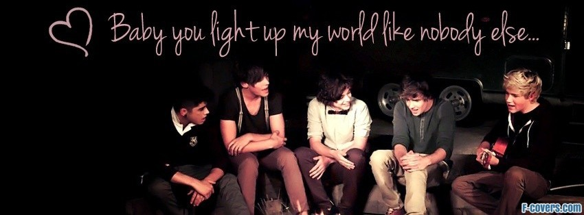 beautiful one direction facebook cover timeline photo