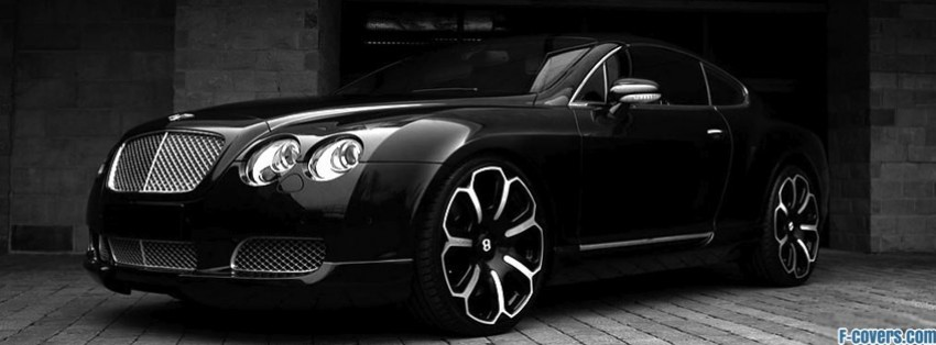bentley gts black ed 2008 03 facebook cover