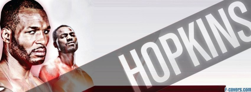 bernard hopkins facebook cover