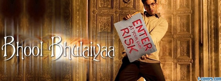 bhool bhulaiyaa facebook cover