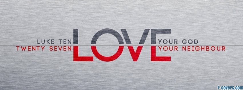 bible love quote Facebook Cover timeline photo banner for fb