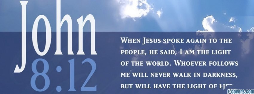 bible quote 1 facebook cover
