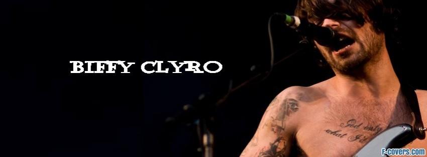 biffy clyro facebook cover