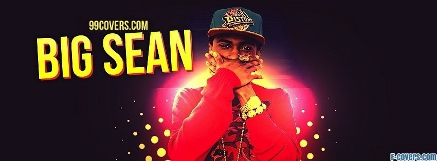 big sean facebook cover
