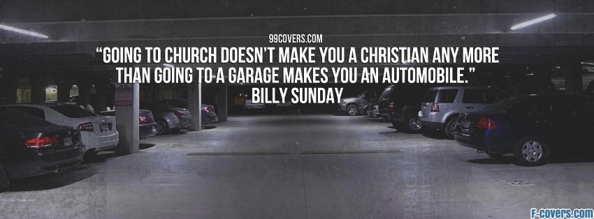 billy sunday facebook cover