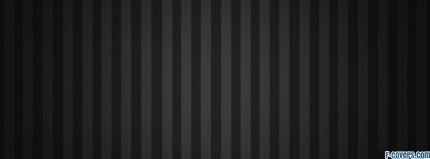 black and grey stripes facebook cover